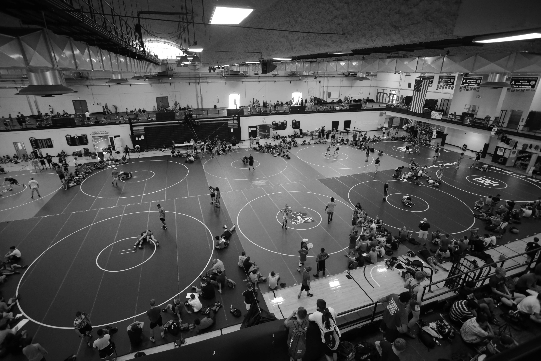 2016 Wrestling Camp